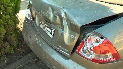 Burton Adelaide car crash Christmas Eve