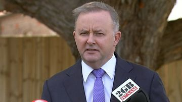 Anthony Albanese is the presumptive Labor leader.