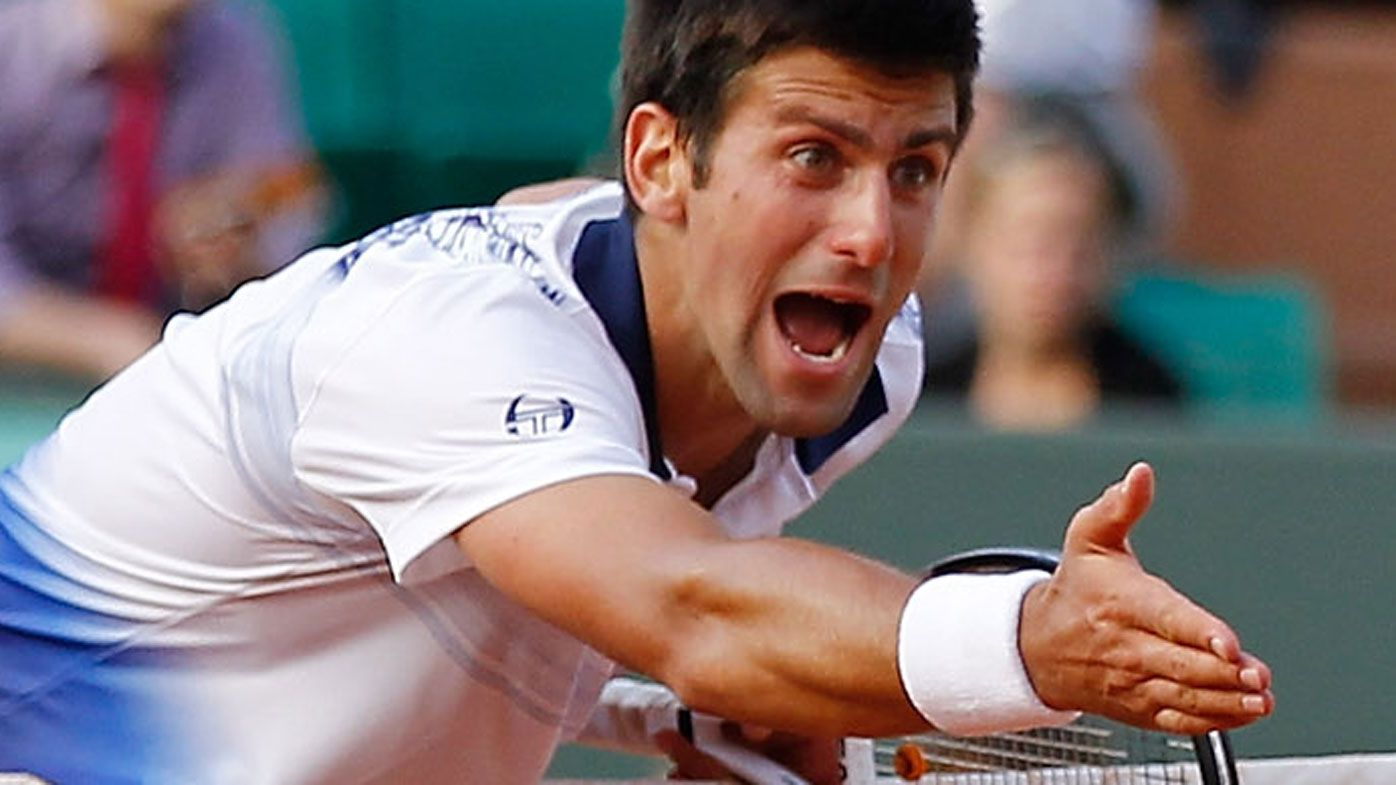 Novak Djokovic cried, wanted to quit tennis after 2010 French Open meltdown loss