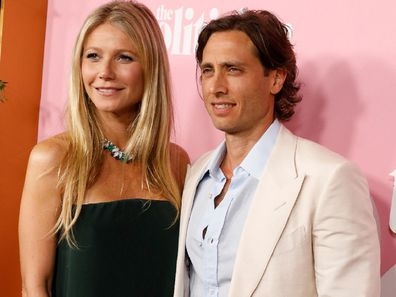 Gwyneth Paltrow and husband