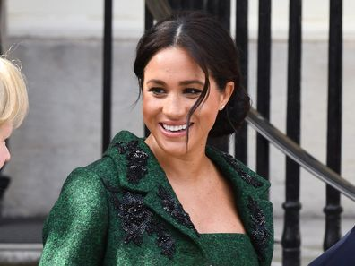 Twitter 'baby shower' for Meghan Markle raises thousands for charity