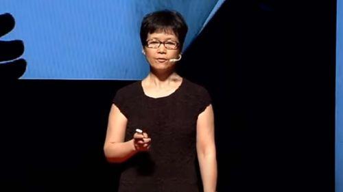 Shi Zheng Li of the Wuhan Institute of Virology
