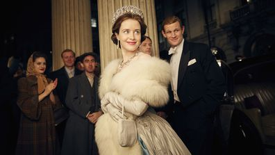 The Crown costs Netflix US$13 million an episode to make.