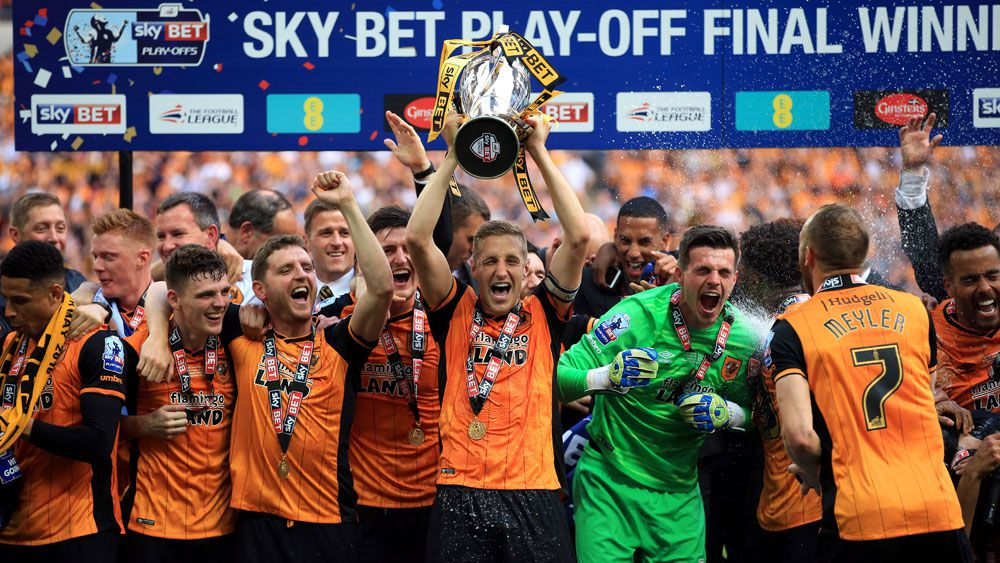 Hull promoted to Premier League