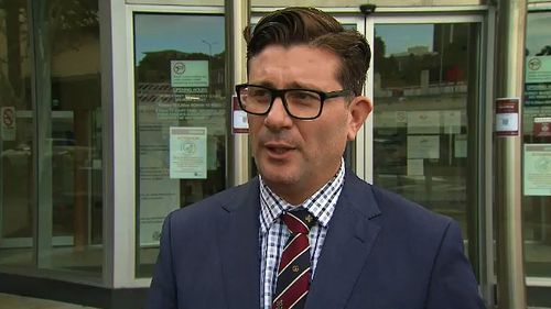 Defence lawyer Michael Gatenby told 9News he doesn't expect the murder charges to stick.