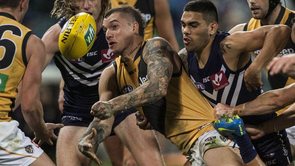 Tigers down Bombers for Dreamtime AFL win