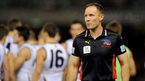 We had to sack Sanderson: Adelaide Crows