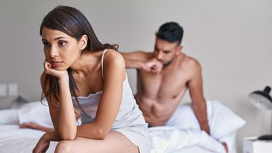'I'm not sexually compatible with my husband'