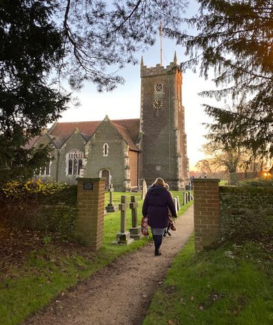 Sandringham Estate - Mary Magdalene Church - December 2019 1
