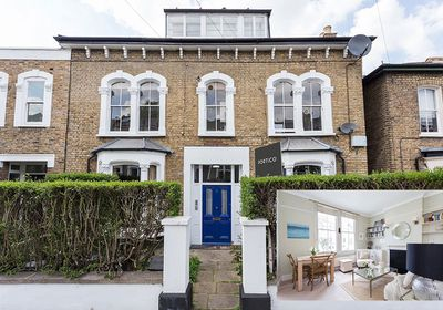 One bed flat, London, $706,000