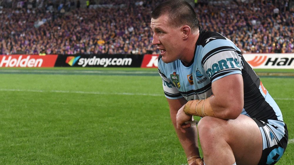 Paul Gallen is yet to make a decision on his future. (AAP)