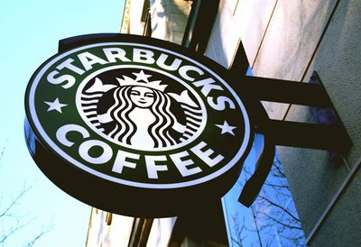 Starbucks in CIA headquarters