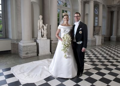 Crown Princess Victoria of Sweden and Daniel Westling, June 19 2010