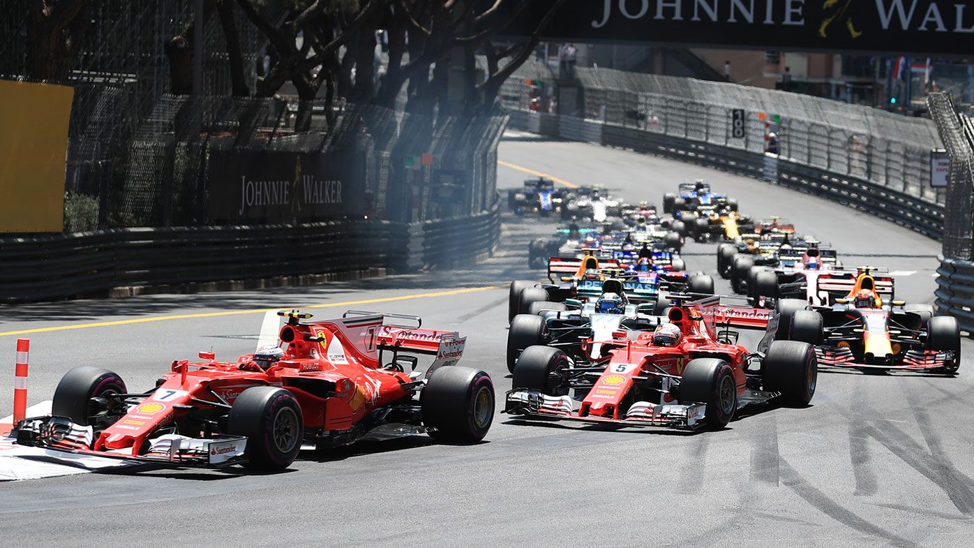 F1 drivers expecting 'madness' in Monaco