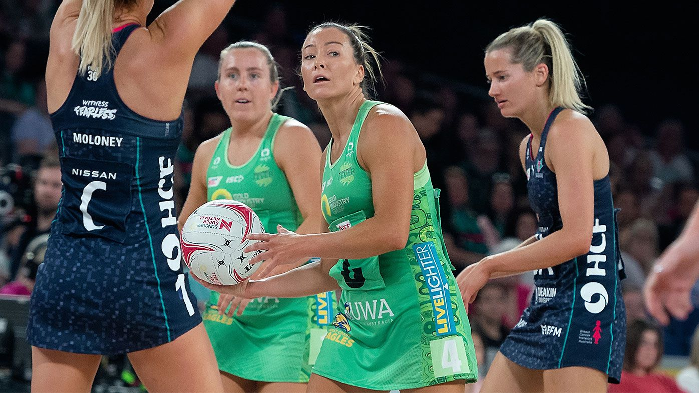 'Disappointed' West Coast Fever claim Melbourne Vixens 'refused to travel' after cancellation