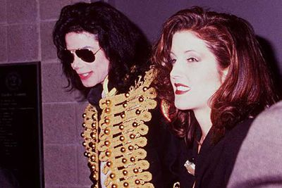 The King's daughter and the King of Pop married in a secretive and surprisingly low key ceremony... but their marriage was unsurprisingly short-lived. Jacko and Lisa-Marie tied the knot at the classy Case de Campo resort in 1994. For the first two months they denied they were even wed, then less than two years later Lisa-Marie filed for divorce.