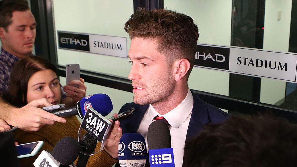 Tom Bugg's AFL future uncertain after huge ban