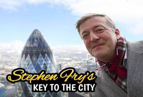 Stephen Fry's Key to the City