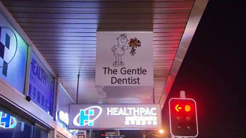 The Gentle Dentist clinic.