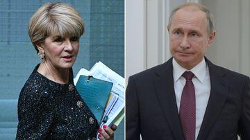Bishop and Putin