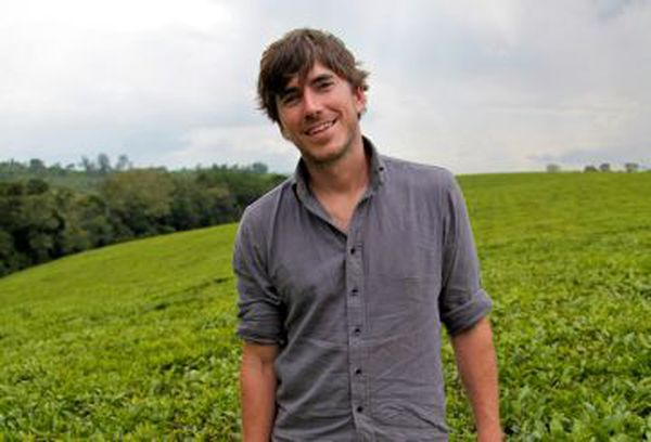 Tea and Coffee Trails with Simon Reeve