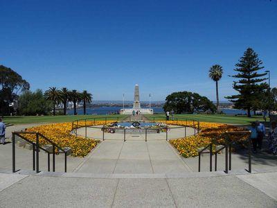 8. Perth, Western Australia