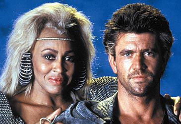 Daily Quiz: Tina Turner co-starred in which Mad Max film with Mel Gibson?