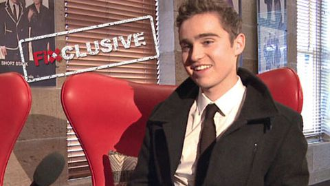 EXCLUSIVE! Harrison Craig's opinion on 'Blurred Lines' ... and being called 'Edward from <i>Twilight</i>'!