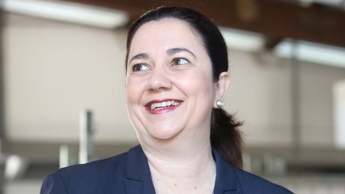 The Queensland state election will be held on November 25. (AAP)