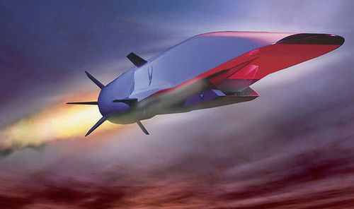 Boeing and the US military are testing a hypersonic unmanned vehicle over the Pacific designed to reach mind-boggling speeds of Mach 6.