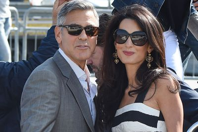 Sorry ladies... George Clooney is officially off the market. <br/><br/>The 53-year-old actor has married human rights lawyer Amal Alamuddin in a private ceremony in Venice, according to statement from #TeamClooney earlier this morning.  <br/><br/>The loved-up couple's celeb pals joined the pair to celebrate their nuptials at the luxury Aman hotel overlooking Venice's spectacular Grand Canal. <br/><br/>See all the pics from their special day here... <br/>