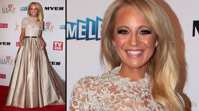 Host of Channel Ten's The Project Carrie Bickmore. (Getty Images)