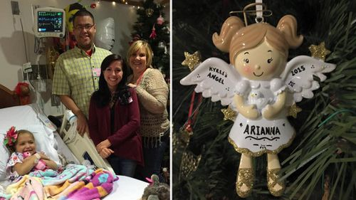 Young transplant recipient meets family of her five-year-old organ donor