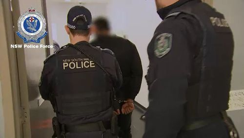 Krivosic is accused of shooting dead Sydney father George Nassif. Picture: NSW Police