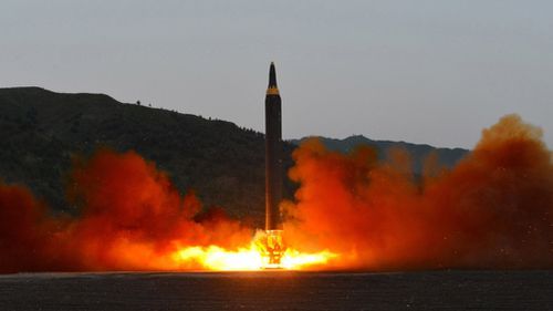 North Korea has conducted multiple nuclear and ballistic missile tests. (AAP)
