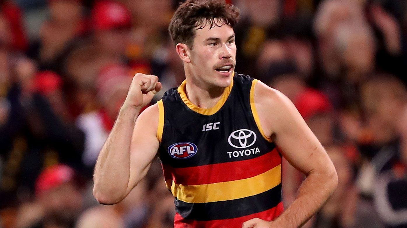Adelaide forward Mitch McGovern nominates Carlton as club of choice ahead of trade period