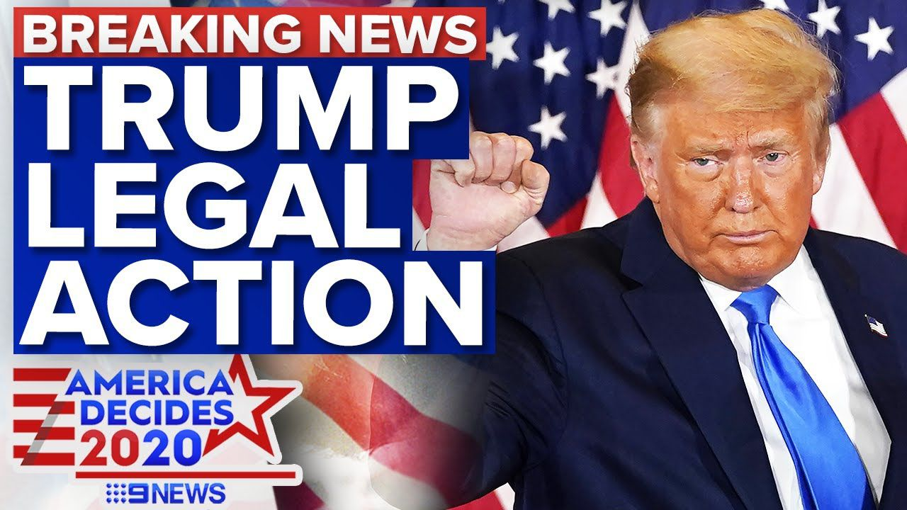 WATCH: President Trump delivers remarks on 2020 election fraud
