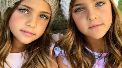 These twins are being called 'The most beautiful girls in the world'
