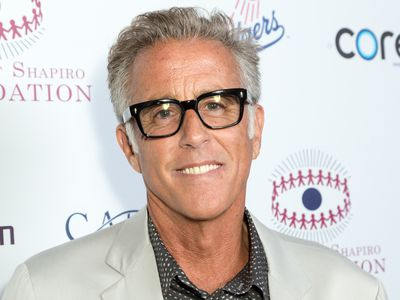 Christopher Lawford (1955-2018), son of Patricia