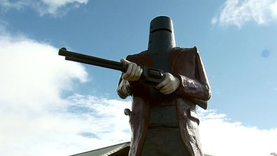 Ned Kelly site