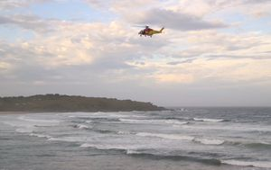 NSW search operation for swimmer missing off Mid North Coast beach