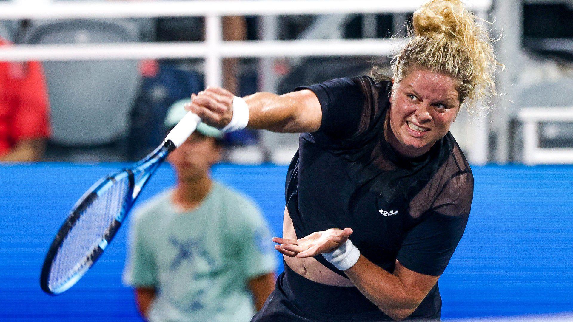 Former Australian Open winner Kim Clijsters on verge of comeback bid