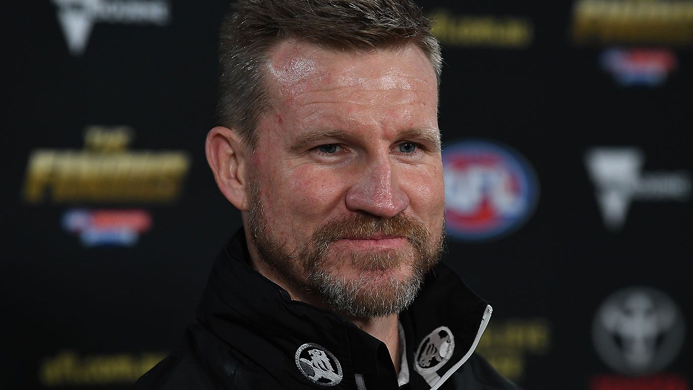 Collingwood extends Nathan Buckley's contract through the 2021 season