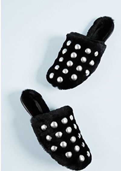 "<a href=""https://www.shopbop.com/amelia-mules-alexander-wang/vp/v=1/1568817262.htm?folderID=13499&amp;fm=other-shopbysize-viewall&amp;os=false&amp;colorId=12867"" target=""_blank"" draggable=""false"">Alexander Wang Amelia Mules in Black, $853.06</a><br /> &nbsp;"