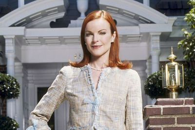Marcia Cross as Bree Van de Kamp