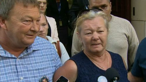 """Ricky Balcombe's mother says it's """"the best day"""" the family has had in 23 years. (9NEWS)"""