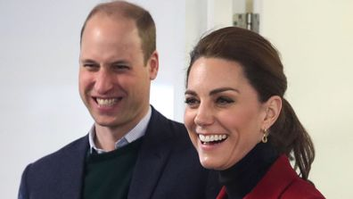 The Duke and Duchess of Cambridge have finally met their new nephew.