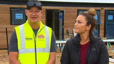 Blockheads work around clock to build wildlife hospital in Kangaroo Island