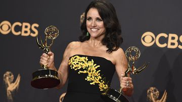 Julia Louis-Dreyfus got breast cancer diagnosis day after record Emmy win