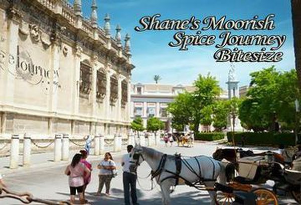 Shane's Moorish Spice Journey Bitesize